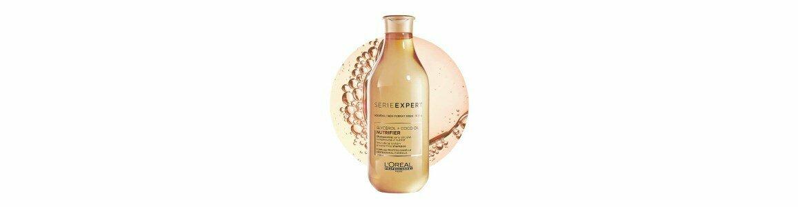 loreal professionnel serie expert nutrifier shampoo cabelo seco