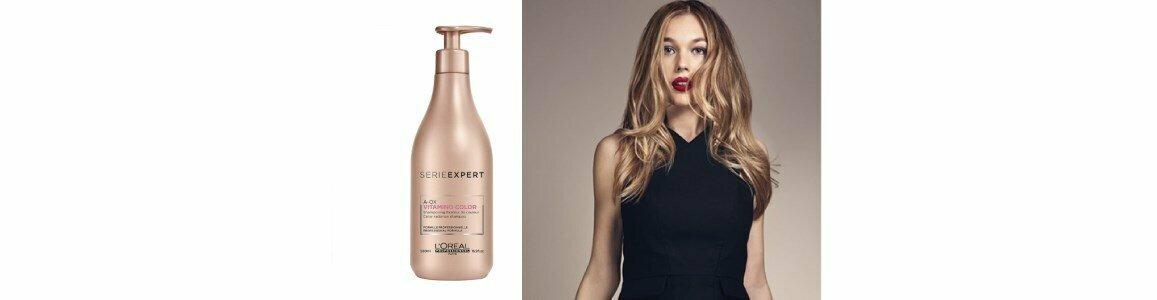loreal professionnel serie expert ox vitamino color shampoo cabelo pintado