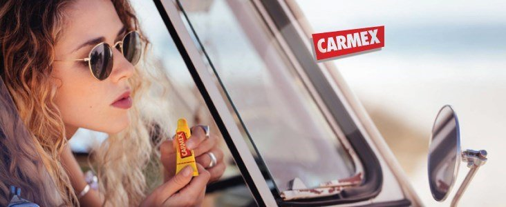 marca carmex geral