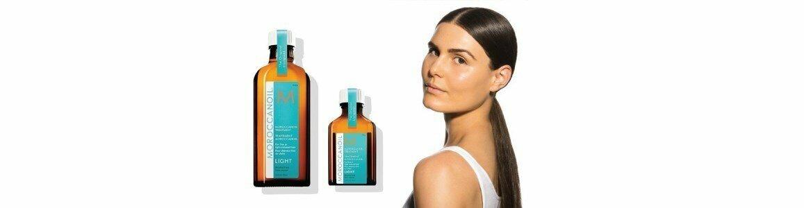 moroccanoil tratamento leve argao todos tipos cabelo en