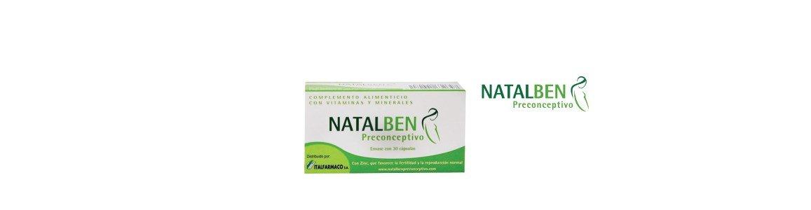 natalben preconcetivo suplemento fertilizacao reproducao