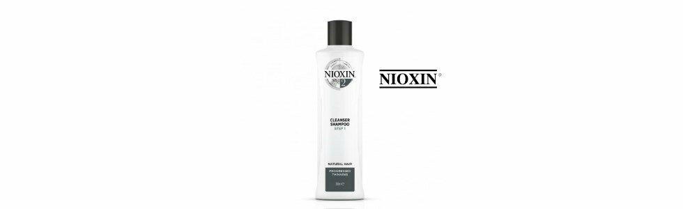 nioxin sistema 1 cabelo normal fino shampoo limpeza