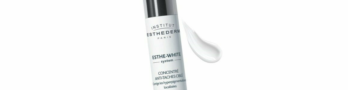 nstitut esthederm esthe white concentre anti taches cible