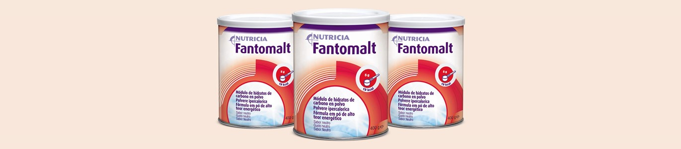 nutricia fantomalt