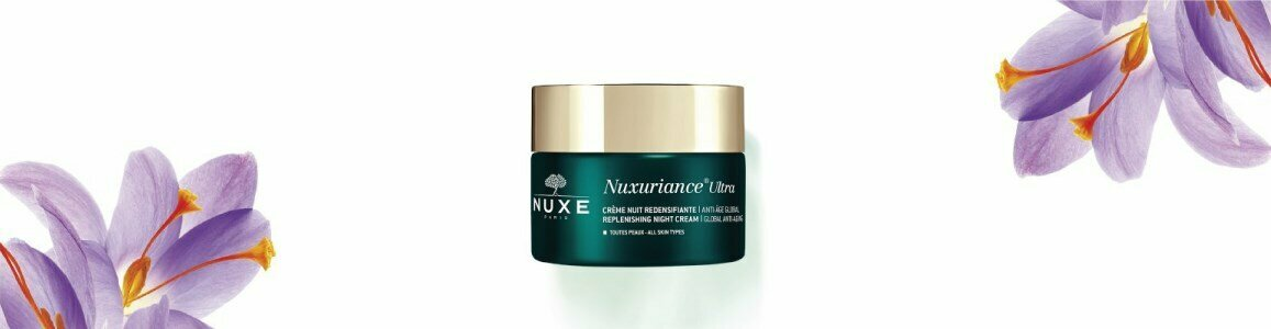 nuxe nuxuriance ultra creme noite