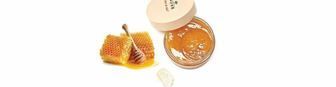 nuxe reve miel exfoliante corporal
