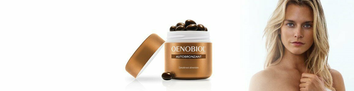 oenobiol self tanning food supplement