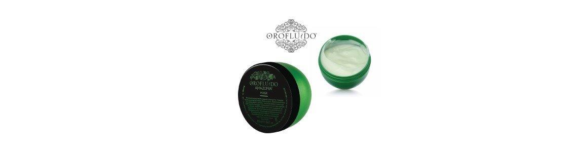 orofluido mascara reparacao intensa volume amazonia