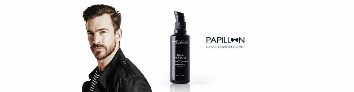 papillon serum barba pele spf15 50ml