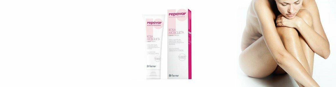 repavar creme regenerador oleo rosa mosqueta pele seca