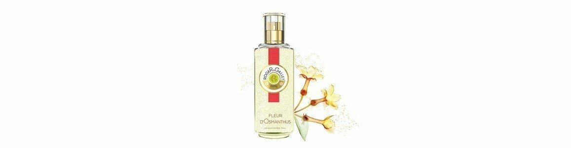 roger gallet fleur osmanthus agua fresca perfumada