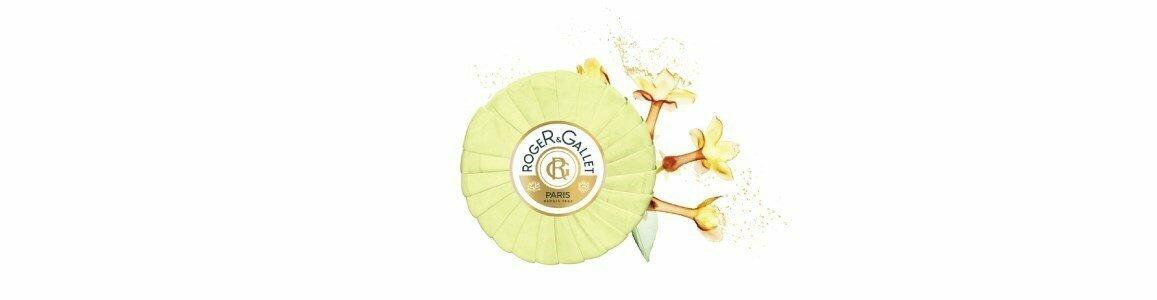 roger gallet fleur osmanthus sabonete caixa en