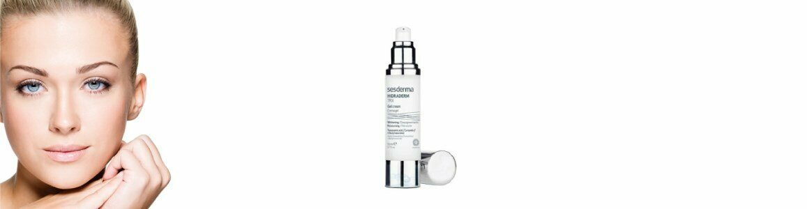 sesderma hidraderm trx depigmenting gel cream moisturizing