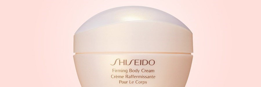 shiseido firming body cream