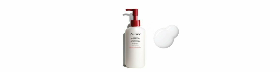 shiseido global skincare extra rich cleansing milk dry skin