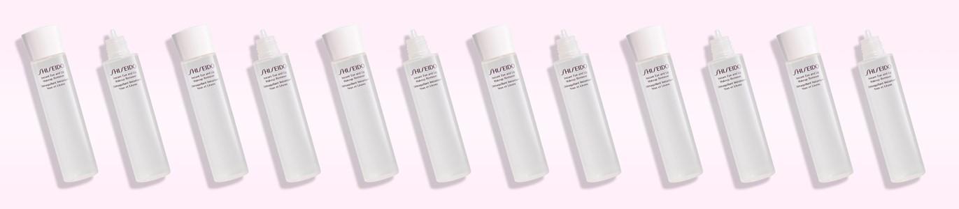 shiseido instant olhos labios desmaquilhante