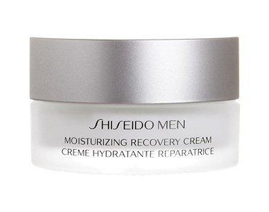 shiseido moisturizing recovery creme