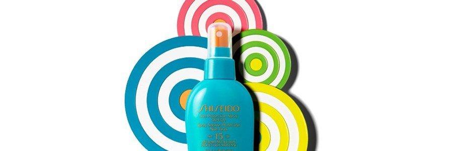 shiseido protection oleo free spray spf15
