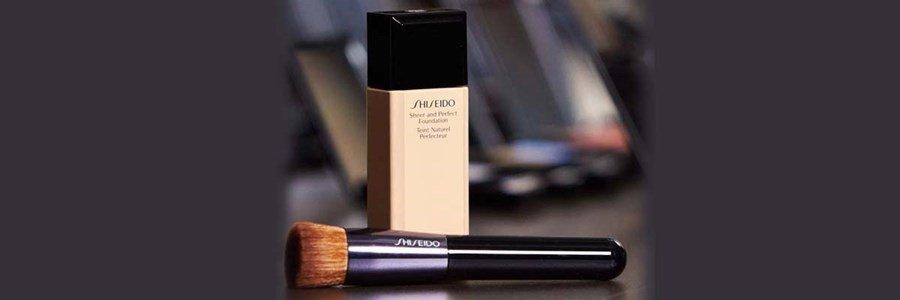 shiseido sheer perfect foundation