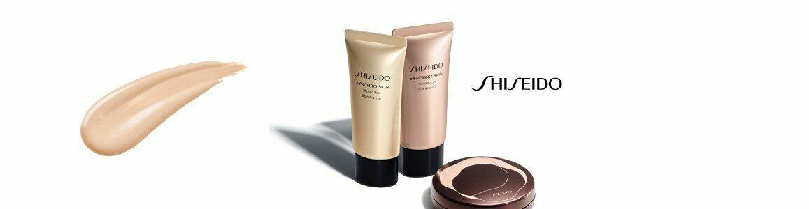 shiseido synchro skin iluminador