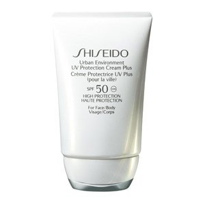 shiseido urban environment uv protection creme plus spf50