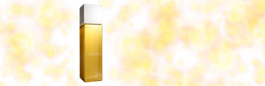 shiseido zen gel banho
