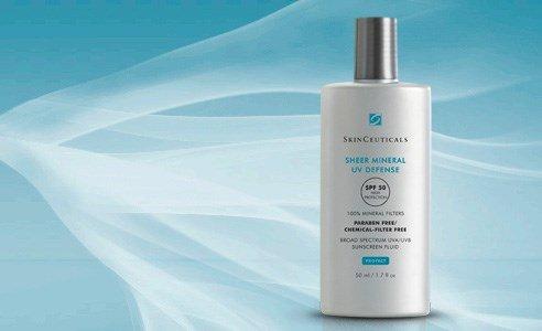 skinceuticals sheer mineral uv defense