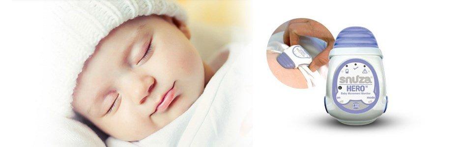 snuza hero monitor apneia portatil bebes