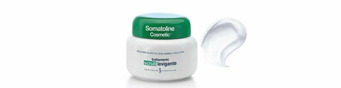 somatoline preparing sllimming exfoliating gel