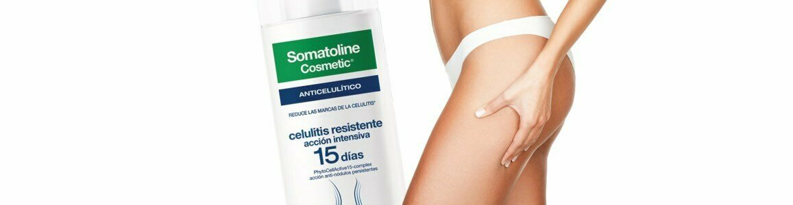 somatoline resistant cellulite care 15 days effectiveness