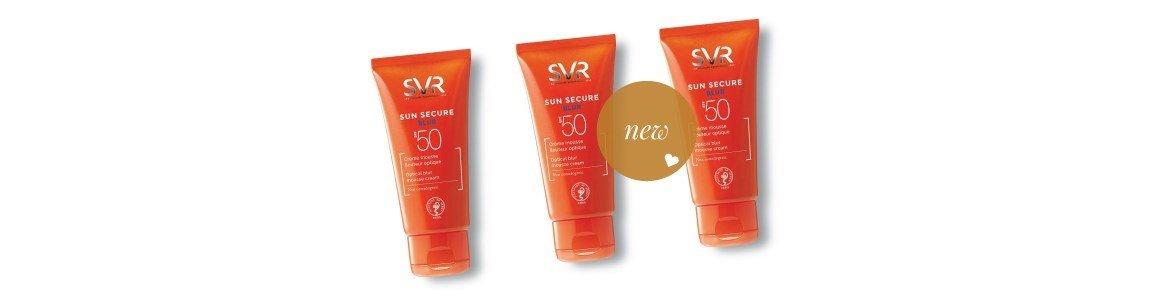 sun secure mousse blur rosto todos os tipos pele spf50 en