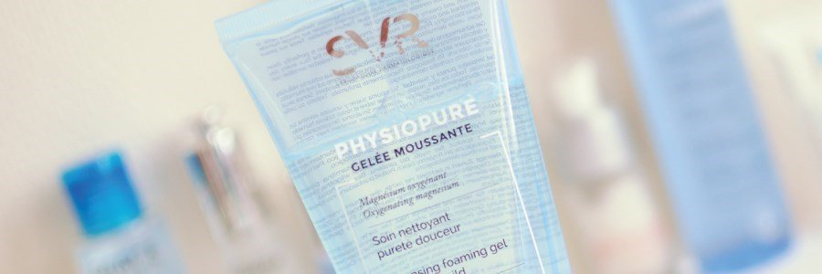 svr physiopure gelee moussant
