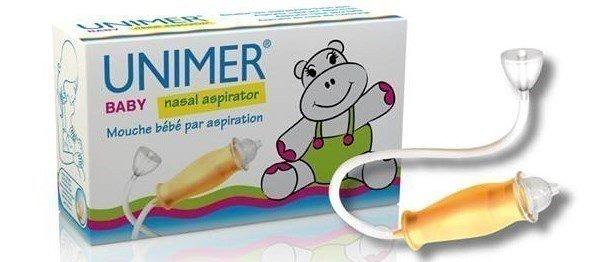 unimer baby aspirador nasal