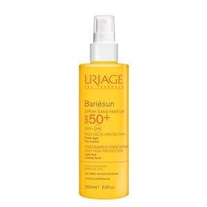uriage bariesun spray corpo spf50 sem perfume
