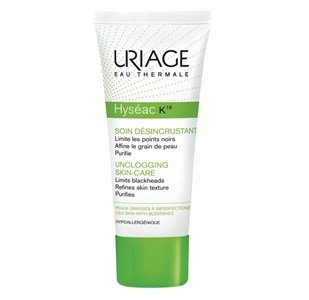 uriage hyseac k18 pontos negros
