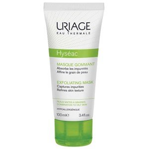 uriage hyseac mascara exfoliante