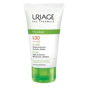 uriage uriage hyseac fluido solar spf 30