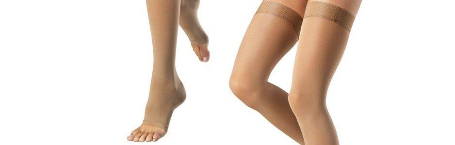 venosan meias elasticas classe 2 compressao ate raiz coxa sem biqueira