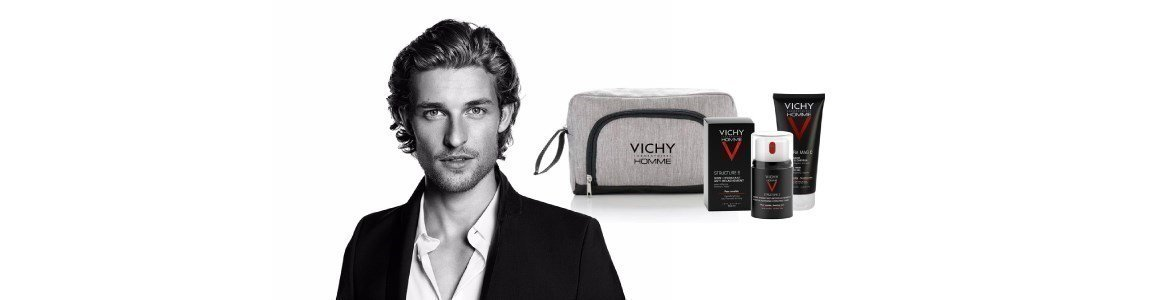 vichy coffret men