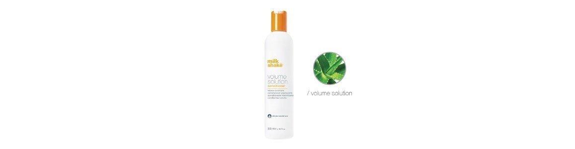 volume solution conditioner fine hair
