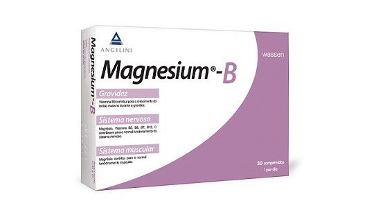 wassen magnesium b