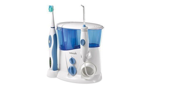 waterpik complete care irrigador oral escova dentaria sonica wp 900