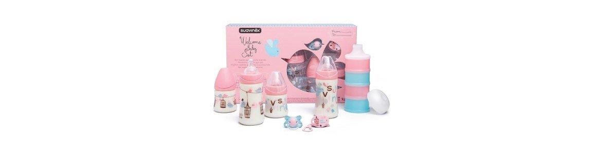 welcome baby set conjunto bebe suavinex en