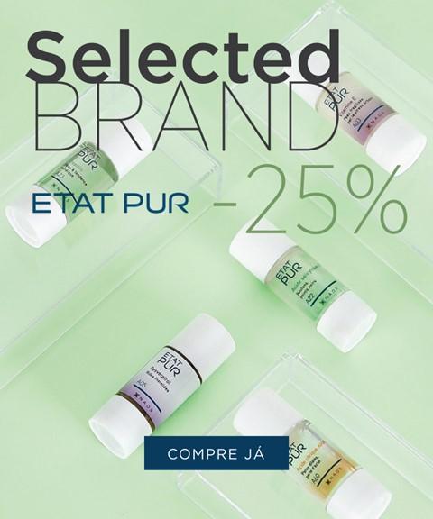 Etat pur | -25% | selected brand