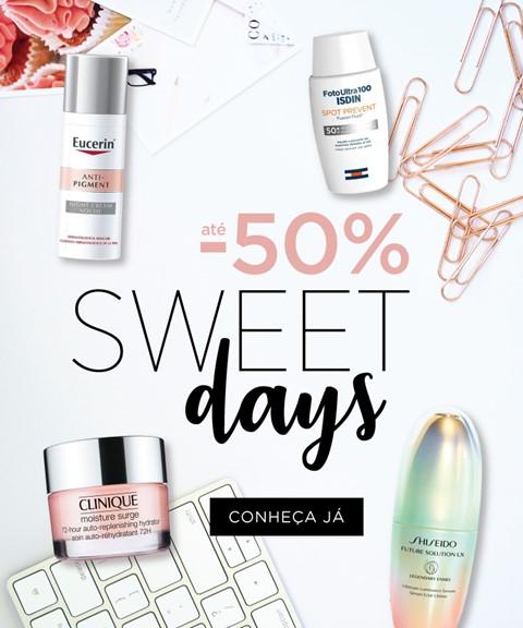 Sweetdays | até -50%