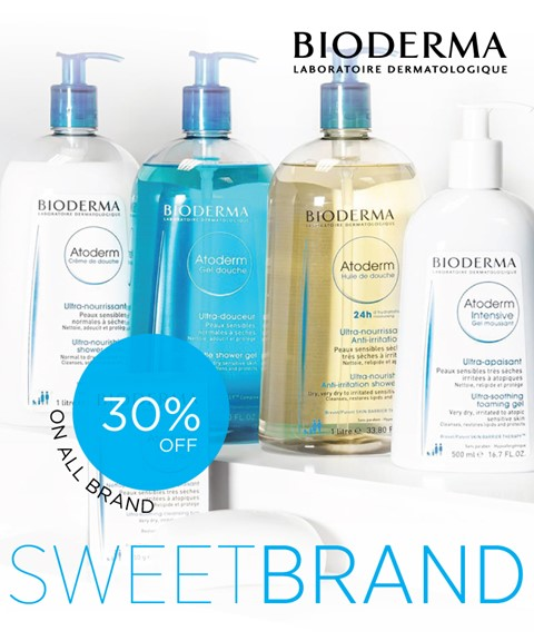 Bioderma | 30% off | sweetbrand