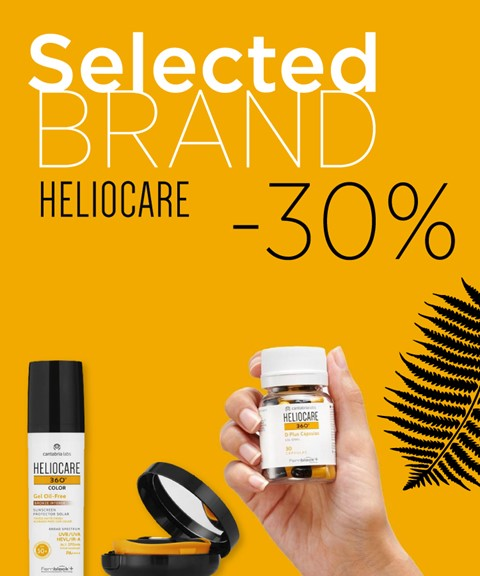 Heliocare | -30% | selected brand