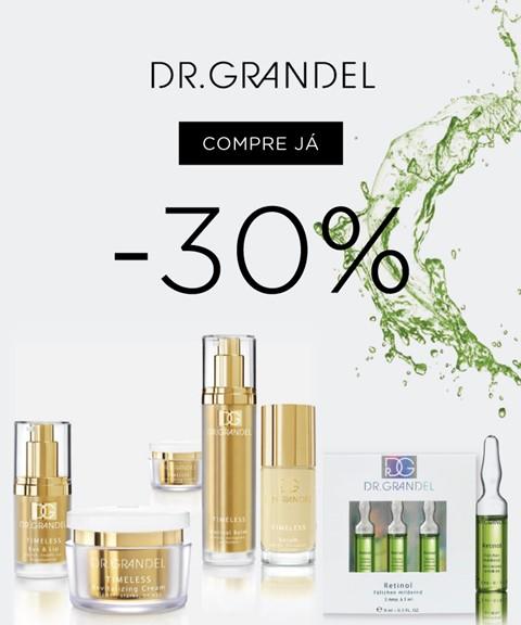 Dr. grandel | -30% | timeless & ampolas retinol
