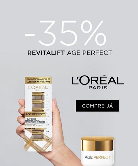 L'oreal paris | -35% | revitalift age perfect