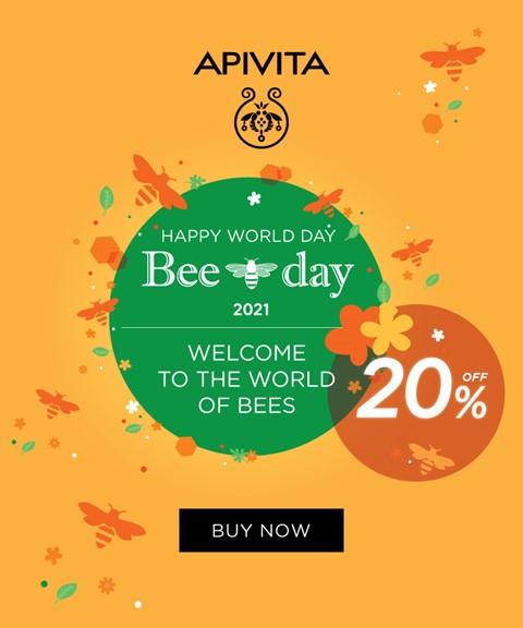 Apivita | 20% off | bee week